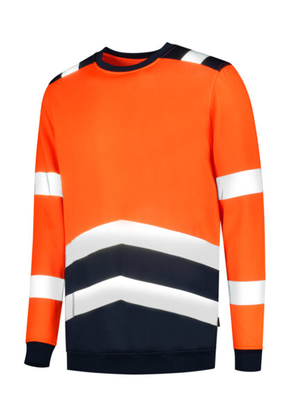 T40 Sweater High Vis Bicolor